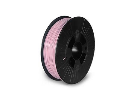 filament pla 1.75 mm rose pastel 750 g