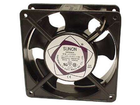 Ventilateur sunon 230vca roulement a billes 120 x 120 x 38mm