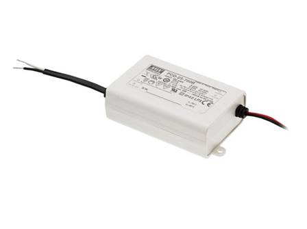 Driver de led à courant constant variable 1 sortie 700 ma 25 w
