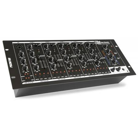 Power Dynamics PDZM700 Table de mixage USB 4 zones 5 canaux promo