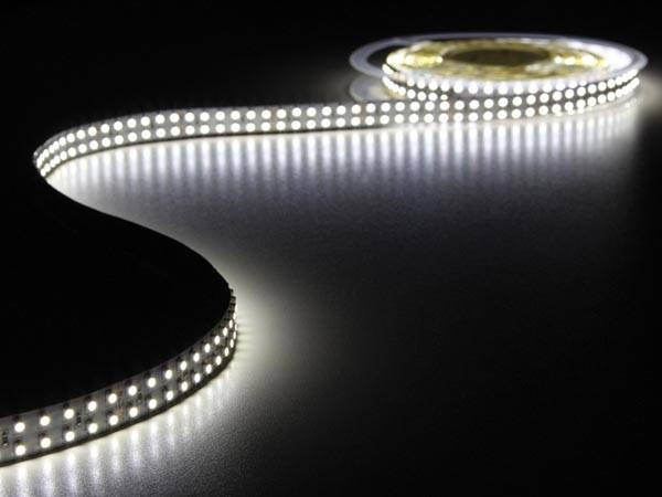 Flexible à led - blanc froid 6500k - 1200 led - 5m - 24v