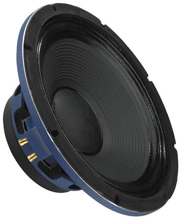 Subwoofer professionnel 500 W 8 Ohms Monacor SP-46A/500BS