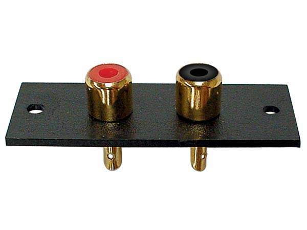 Chassis rca amp 2p - dore