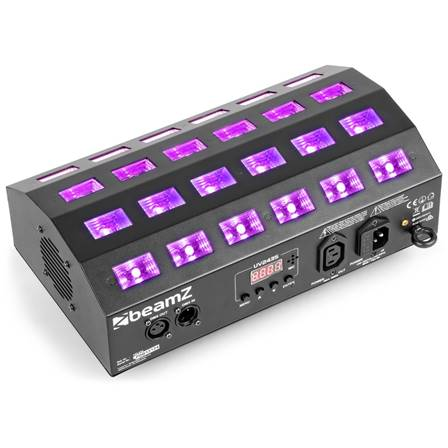 BeamZ BUV463 Strobe LED UV