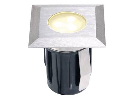 Garden lights atria white spot 12 v