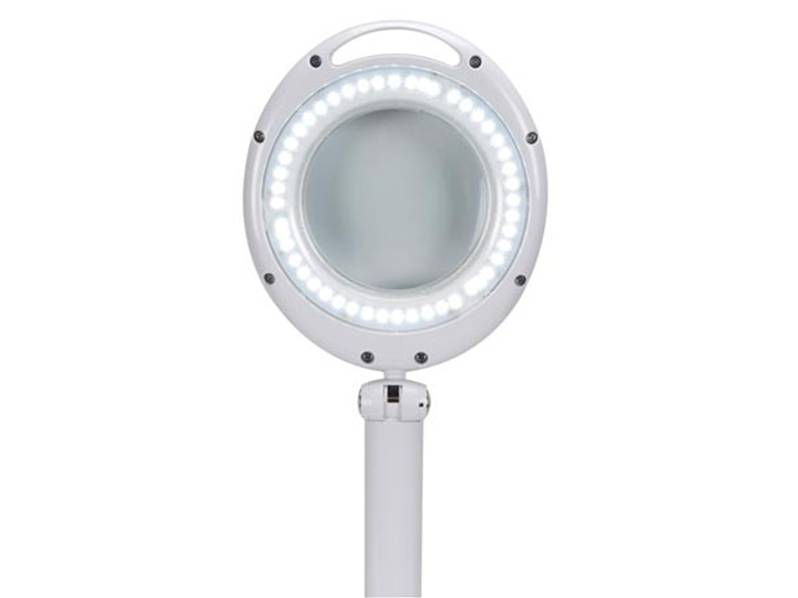 Blanc Led Leds 48 Lampe 5 F6bg7y Loupe Dioptries nXNw8P0Ok