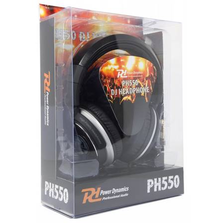 Power Dynamics PH550 Casque DJ