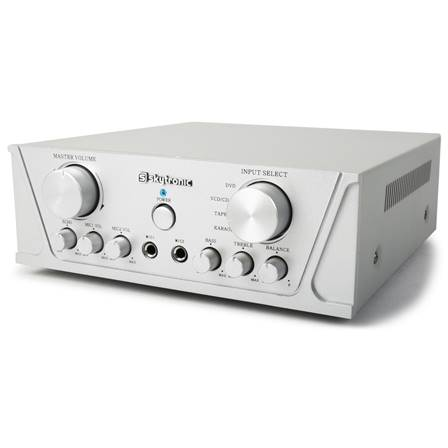 SkyTronic Amplificateur karaoké