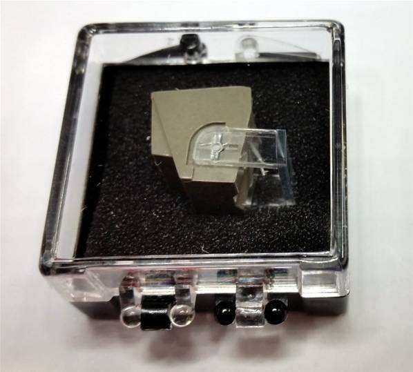 Diamant pour cellule phono AKAI CN 246