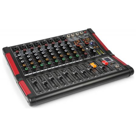 Power Dynamics PDM-M804 Table de mixage 8 canaux avec DSP