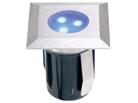 Garden lights atria blue spot 12 v