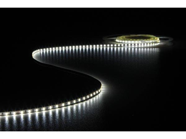 Flexible à led - blanc froid 6500k - 600 led - 5 m - 24 v