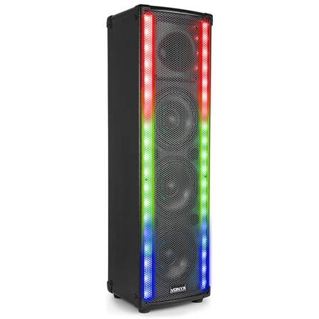 Enceinte sono Vonyx LM54  LightMotion portable 400 W