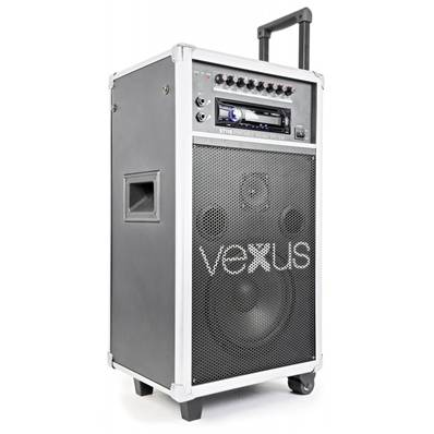 VexusST110 Système portable 8 CD/SD/USB/MP3