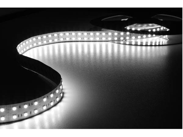 Flexible à led - blanc froid 6500k - 600 led - 5m - 24v