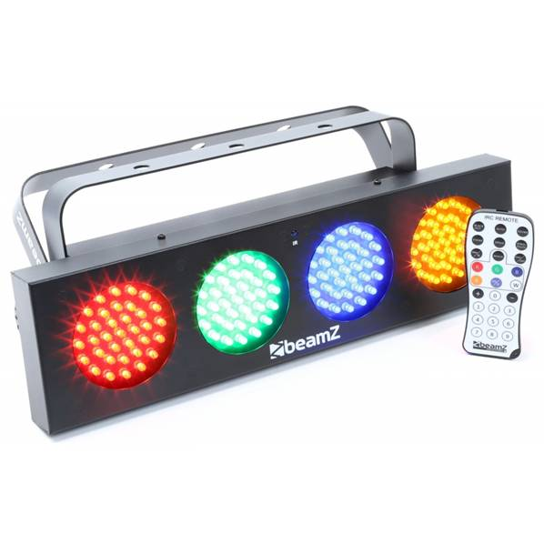 BeamZDJ Bank 140 RGBA LED