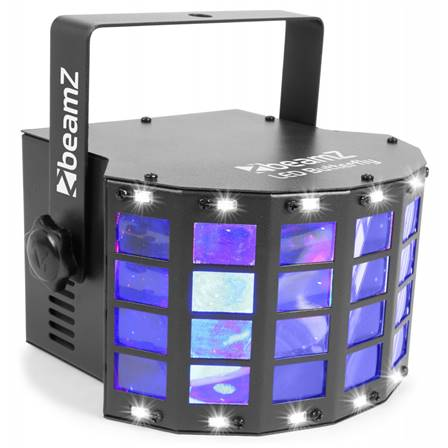 BeamZ Butterfly LED avec stroboscope