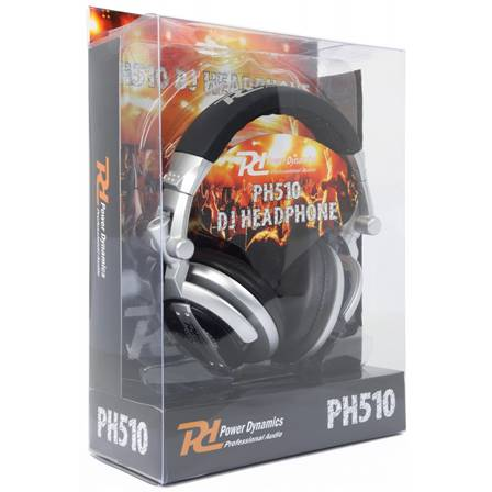 Power Dynamics PH510 Casque DJ