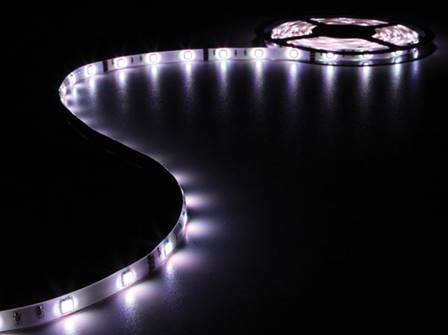 Flexible à led rvb 150 led 5 m 12 v
