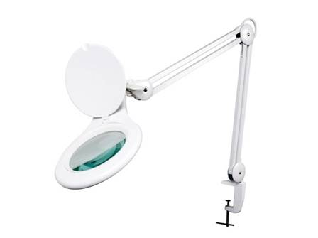 Lampe loupe led 5 dioptries 4 w 48 leds blanc