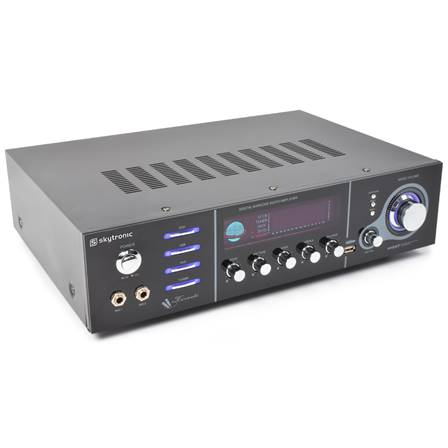 SkyTronic AV-320 Amplificateur Surround 5 canaux MP3