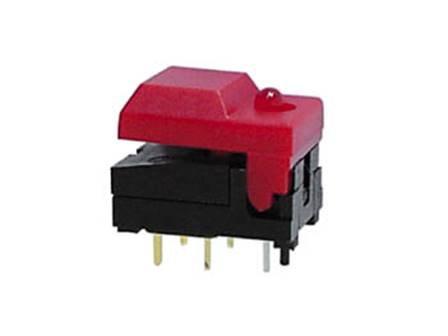 Sp86 a2 5 1 digitast noir led rouge
