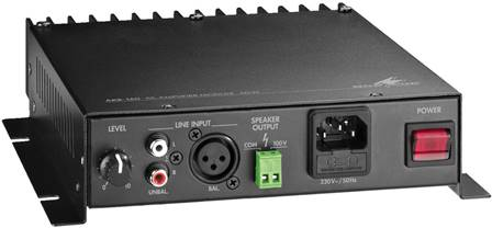 Module amplificateur Public Adress Monacor AKB-160