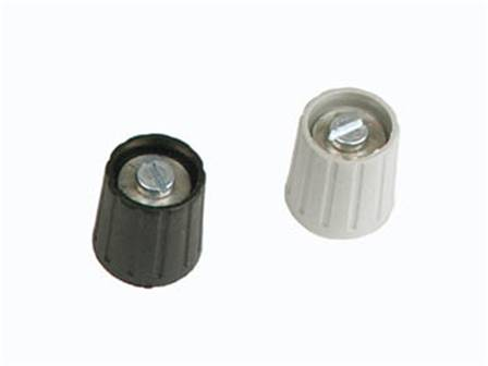 Bouton (gris 15mm/3mm)