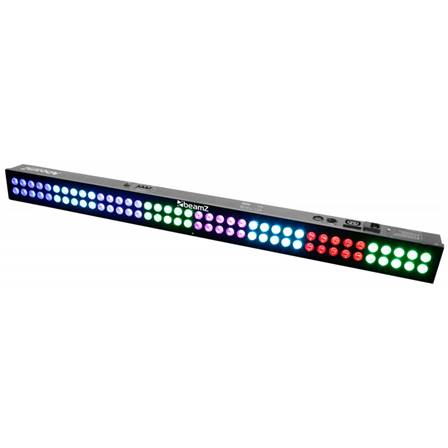 BeamZ LCB803 LED BAR 80 x LEDs 3-en-1 DMX IRC