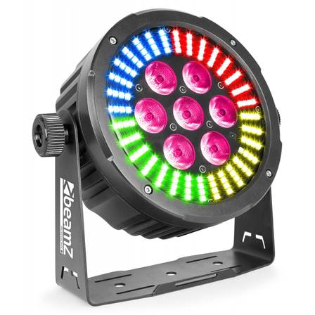 BeamZ Professional BAC502 Par LED Aluminium