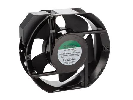 Sunon ventilateur 230 vca roulement à  billes 171 x 151 x 51 mm