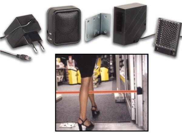 Systeme mini ir de protection - 7 m