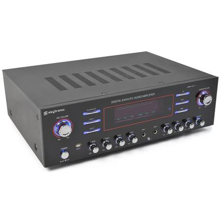 SkyTronic AV-340 Amplificateur Surround 5 canaux MP3
